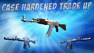 CS:GO - The AK-47 Case Hardened Trade Up