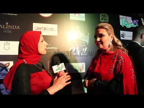 شاهد.. الشيف هند الديساوي: الحجاب ليس عائق للمرأة  - 21:52-2019 / 4 / 18
