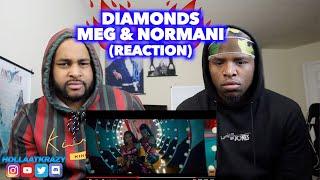 DIAMONDS - MEGAN THEE STALLION & NORMANI | BIRDS OF PREY SOUNDTRACK | REACTION
