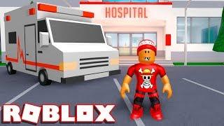 Roblox → CONSTRUINDO UM HOSPITAL !! - Roblox Hospital Tycoon 🎮