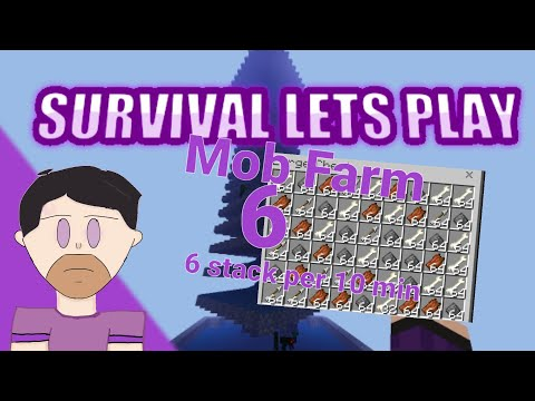 Mob Farm Beck Root Minecraft