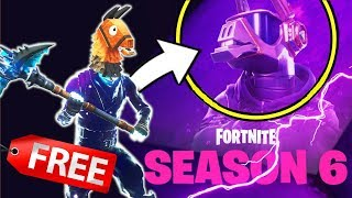 HOW TO UNLOCK FREE SKINS FROM SEASON 6? | FORTNITE