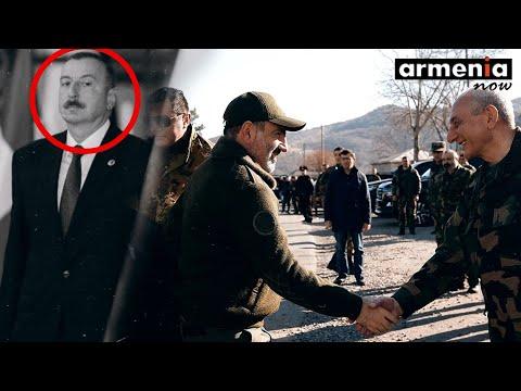 Алиев должен уйти: Сутевое заявление армянского премьера