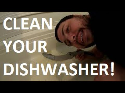 GE Dishwasher not cleaning dishes properly? LETS FIX IT! (Best way to clean)