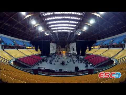 Eurovision 2018 Lisbon - Location Portugal - MEO Arena Lisbon - ESC Radio