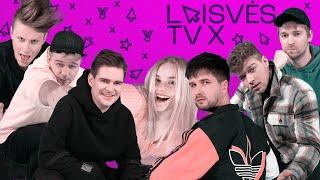 MES ATSINAUJINAME    Laisvės TV X