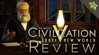 Civilization 5: Brave New World REVIEW!