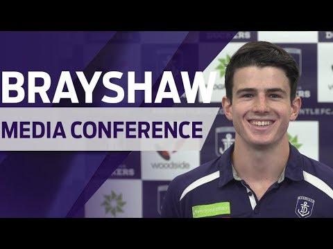 I'm really pumped: Brayshaw
