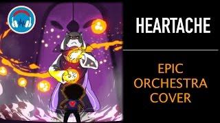 [Undertale] - Heartache EPIC Orchestral Cover