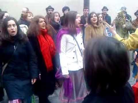 Fanforale Douzbekistan Carnaval Aqueduc Louis Blanc