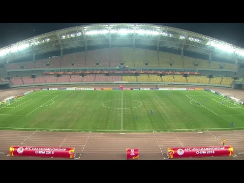 Uzbekistan vs Oman (AFC U23 Championship: Group Stage)