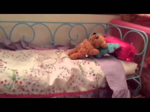 how to make a build a bear room youtube. Black Bedroom Furniture Sets. Home Design Ideas
