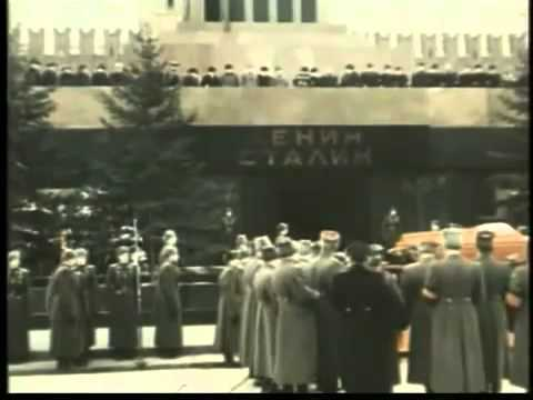 Lavrentiy Beria's speech on Joseph Stalin's Funeral