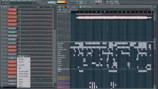 Fort Minor - Remember The Name (FL Studio 9 Remake)