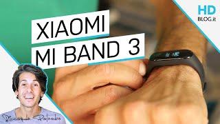 RECENSIONE Xiaomi Mi Band 3: uno SFIZIO a buon mercato