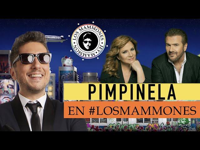 """Pimpinela: """"Nuestra madre insistió para que cantemos juntos"""" ❤️ - Los Mammones"""