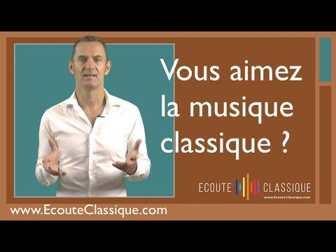 Vous aimez la musique classique ?