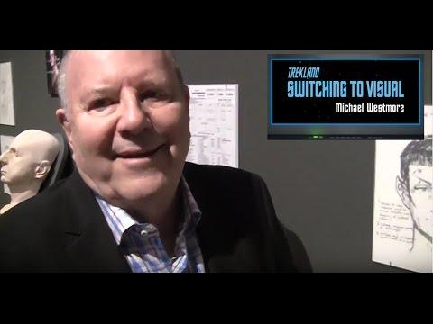 STV: Michael Westmore tours his exhbit at UCSanta Barbara, Pt. 1