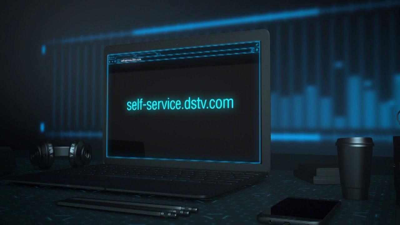 Dstv self service log in