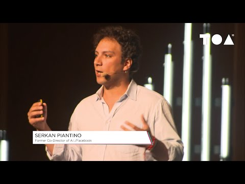 """TOA16: """"New Capabilities with Neural Networks"""" with Serkan Piantino (Former Co-Lead of FAIR)"""