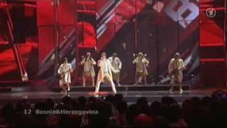 Regina - Bistra voda - Bosnia & Herzegovina Eurovision 2009