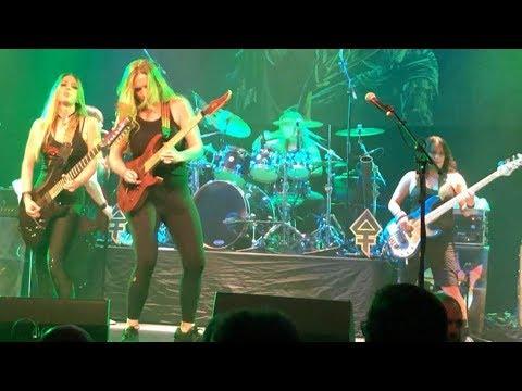 The Iron Maidens, 2019 Live Concert Show, 2019 Cincinnati Bogarts!