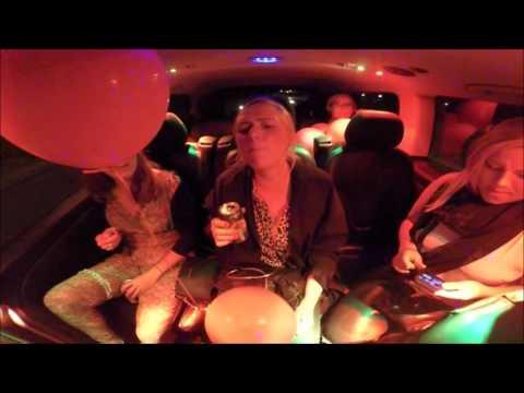 En Ny Stjerne er født - Mercedes Vito Partytaxi in Copenhagen