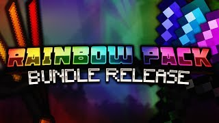 ANIMATED RAINBOW Pack Bundle Release [3 Packs]