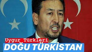 UYGUR TÜRKLERİNİN SON DURUMU NEDİR ? (Uygur Meclis Başkanı Anlatıyor)
