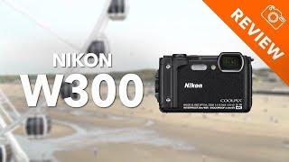 Nikon W300 review - Kamera Express