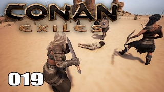 CONAN EXILES [019] [In der Wüste verdurstet] [Multiplayer] [Deutsch German] thumbnail