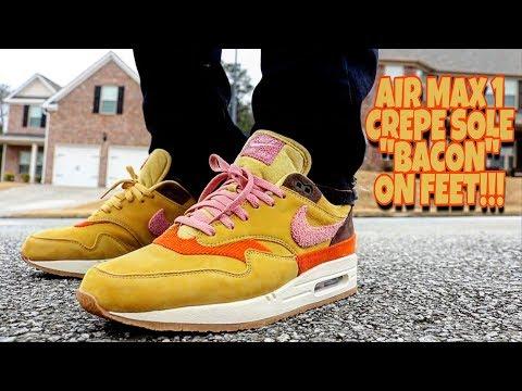 AIR MAX 1 CREPE SOLE