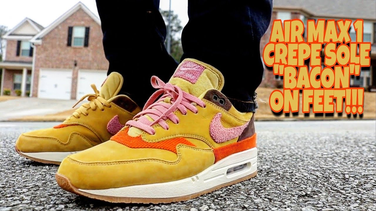 lowest price 74392 d4da6 AIR MAX 1 CREPE SOLE