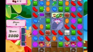 Candy Crush Saga Level 2517 - NO BOOSTERS