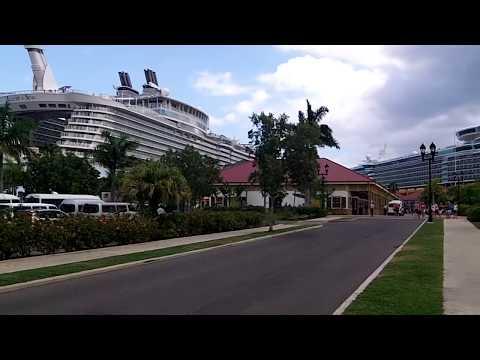Port of Call Falmouth, Jamaica CRUISE SHIP TOUR