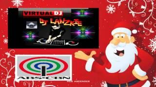 abs-cbn christmas song ID remix dj lanzkie