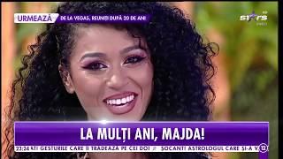 """Majda, cu ochii în lacrimi la """"Agenția VIP"""""""