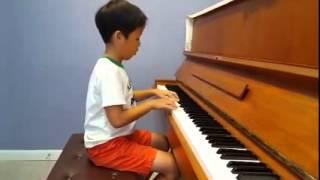Orange County Music Conservatory-Piano Lesson