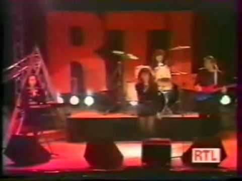Sandra - Hiroshima & Life May Be A Big Insanity & INTERVIEW (RTL, Belgium 1990)