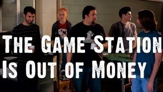 Super Office Land - The Game Station Is Out of Money - START HERE - TGS thumbnail