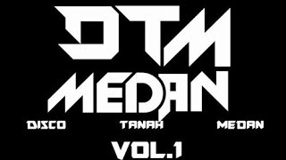 Gambar cover Dj DTM Medan Album Vol 1 Full Bass: Cocok Sekalian Ngopi