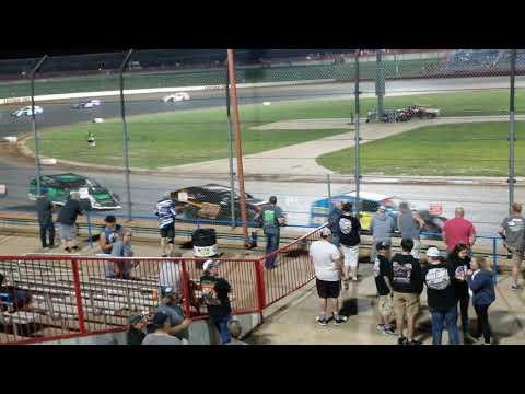 Main b mod race Lucas oil speedway mark long 08.24.19