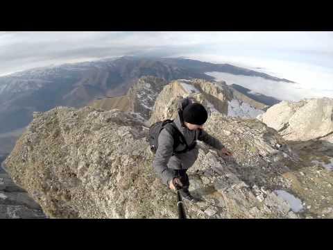 На вершине Столовой горы, Северная Осетия-Ингушетия