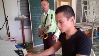 Khúc cảm tạ - Saxophone Quốc Triệu - Piano Quang Thọ.