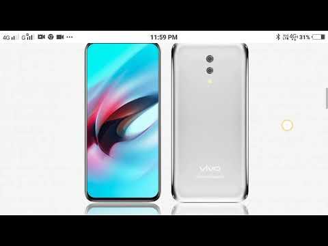"""Vivo Best Smartphones in 2019""""Apex,Rex,Nex features Specfications"""