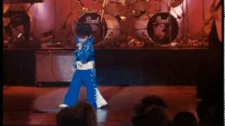 """Little Elvis"" scene from Honeymoon in Vegas (1992)"