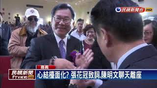 「請黃市長別再唱衰嘉義」 涂醒哲致詞引噓聲-民視新聞