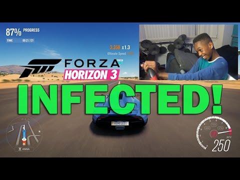 SUPERFAST KOENIGSEGG REGERA!! | 250MPH!! | Forza Horizon 3 Career With Steering Wheel!!