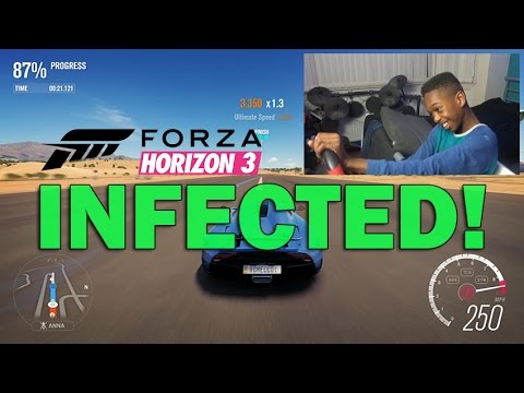 SUPERFAST KOENIGSEGG REGERA!! | 250MPH!! | Forza Horizon 3 Career With Steering Wheel!!