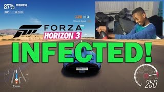One of It's Romello's most viewed videos: SUPERFAST KOENIGSEGG REGERA!! | 250MPH!! | Forza Horizon 3 Career With Steering Wheel!!